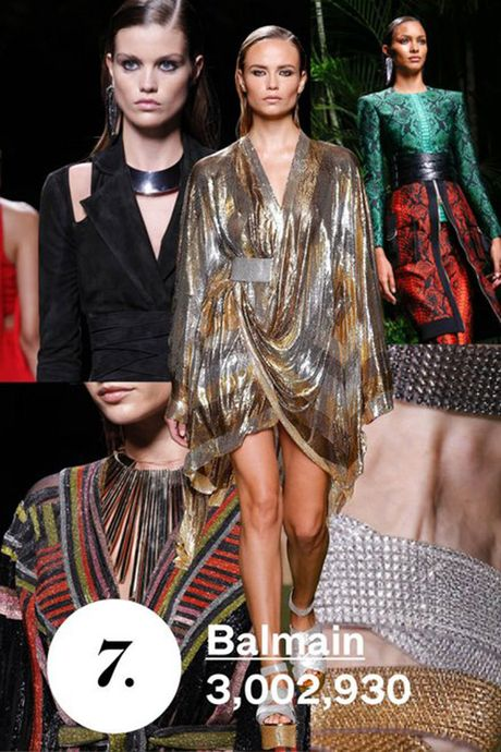 Chanel de Gucci vuot mat tren xep hang cua tap chi Vogue - Anh 7