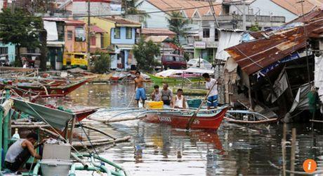 Hinh anh bao Sarika can quet Philippines truoc khi vao Viet Nam - Anh 1