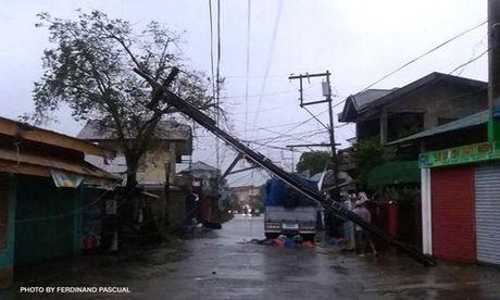 Hinh anh bao Sarika can quet Philippines truoc khi vao Viet Nam - Anh 3