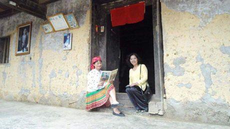 Len cao nguyen da Ha Giang dung quen ghe tham nha cua Pao - Anh 6