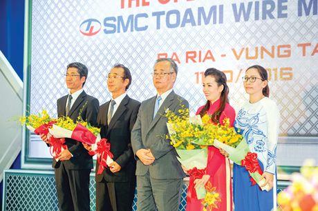 SMC Toami va tinh than Omotenashi - Anh 1