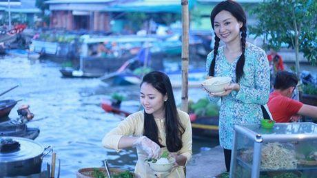 Lan Phuong bien hoa hinh anh gai que trong 'No la con toi' - Anh 2