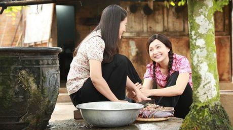 Lan Phuong bien hoa hinh anh gai que trong 'No la con toi' - Anh 7