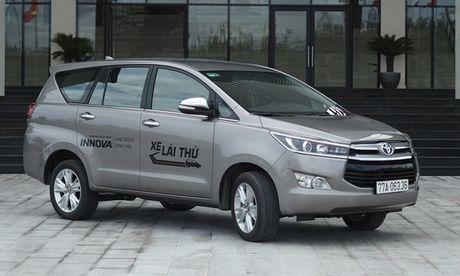 Toyota Innova 2016: Tai sac co ven toan? - Anh 1