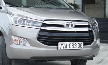 Toyota Innova 2016: Tai sac co ven toan? - Anh 2