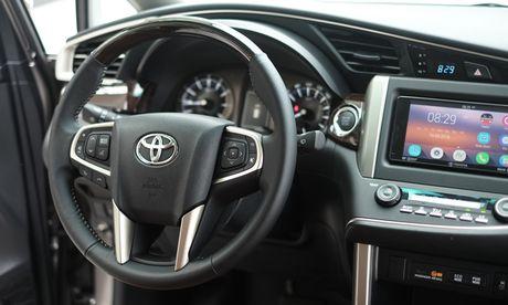 Toyota Innova 2016: Tai sac co ven toan? - Anh 3