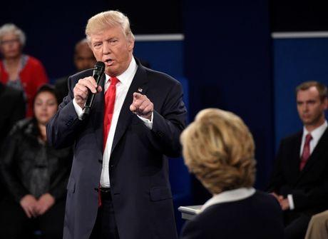 Ong Trump thach ba Clinton thu ma tuy - Anh 1