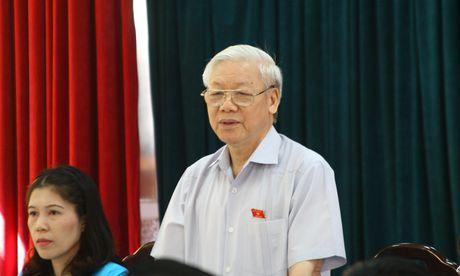 Tong Bi thu: 'Chong noi xam kho vi tu ta danh ta...' - Anh 1