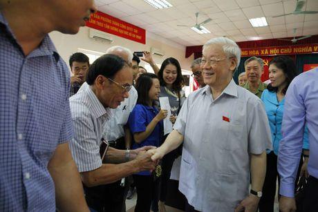 Tong Bi thu: 'Chong noi xam kho vi tu ta danh ta...' - Anh 2