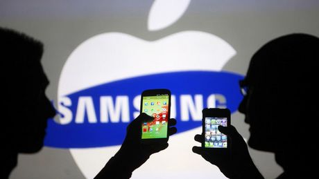 Apple se som thu hep khoang cach voi Samsung - Anh 1
