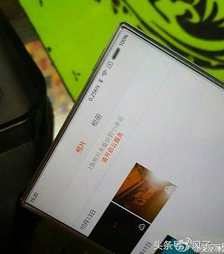 Xiaomi Mi Note 2 lo anh vien sieu mong? - Anh 1