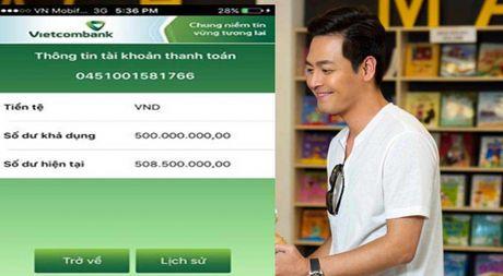MC Phan Anh gop 500 trieu va quyen duoc hon 2,1 ti dong giup do dong bao mien Trung - Anh 1