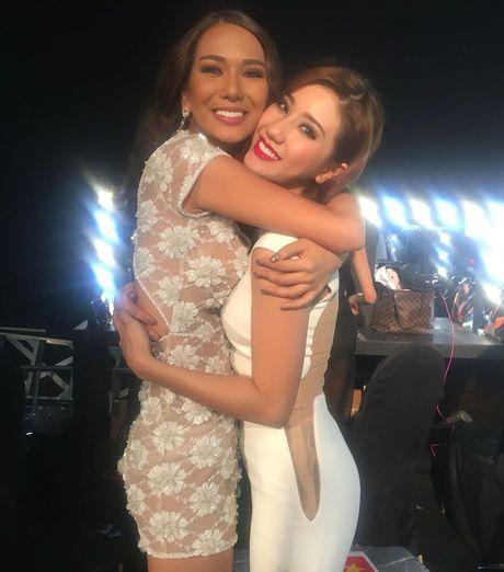 Bao Nhu trang tay, nguoi dep Puerto Rico dang quang 'Miss Intercontinental 2016' - Anh 4