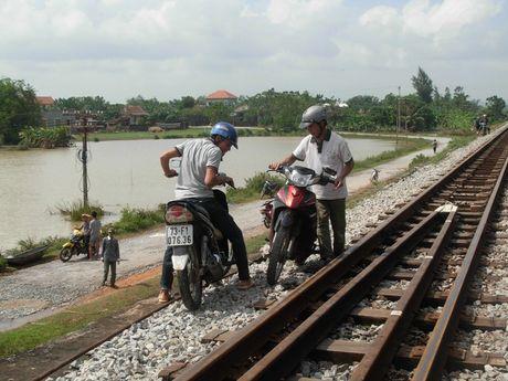 Quang Binh: An hoa khi vuot lu tren ngam Song Ngang - Anh 9