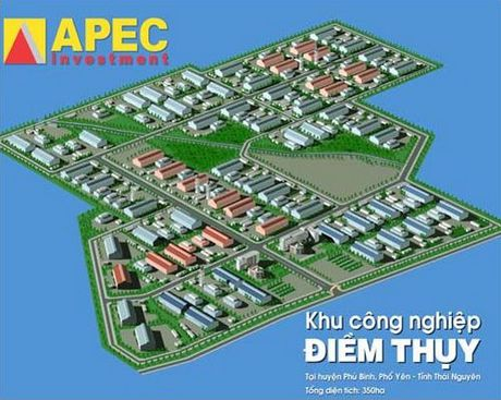 Thai Nguyen: Vi sao nhieu KCN kho thu hut dau tu? - Anh 1