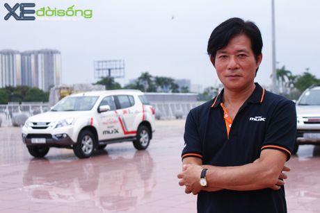Isuzu Viet Nam: xe SUV cung mang gen noi troi cua xe tai - Anh 2