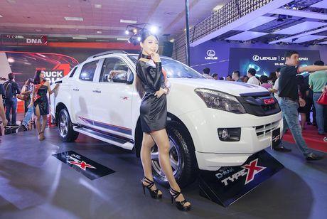 Isuzu Viet Nam: xe SUV cung mang gen noi troi cua xe tai - Anh 3