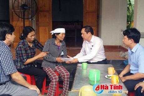 Nhieu tam long se chia voi nguoi dan vung lu Ha Tinh - Anh 4