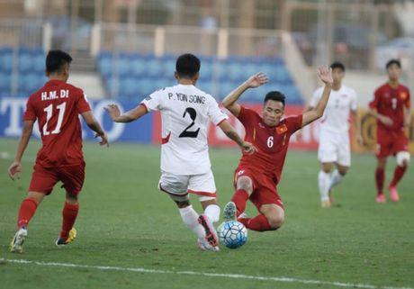 Thai Lan som bi loai, U19 Viet Nam co the vao tu ket giai chau A - Anh 2