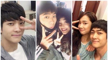 'Ru bo' son phan, Kang Tae Oh co con la... my nam? - Anh 8