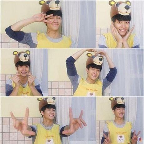 'Ru bo' son phan, Kang Tae Oh co con la... my nam? - Anh 15