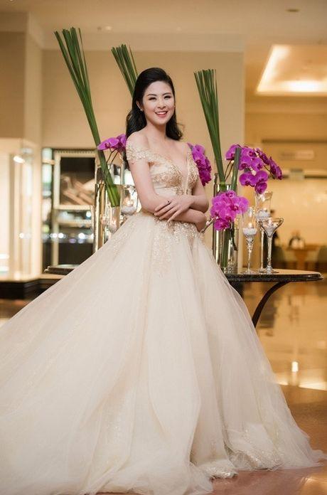 Ngam nhung nang 'cong chua' dep nhat trong showbiz Viet - Anh 11
