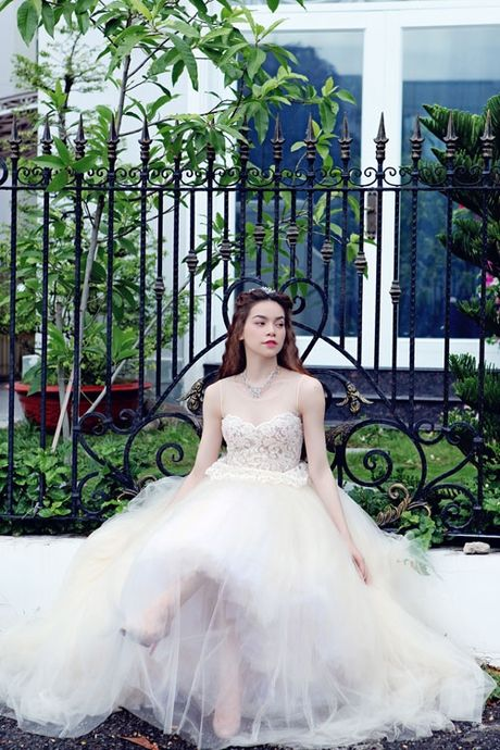 Ngam nhung nang 'cong chua' dep nhat trong showbiz Viet - Anh 4