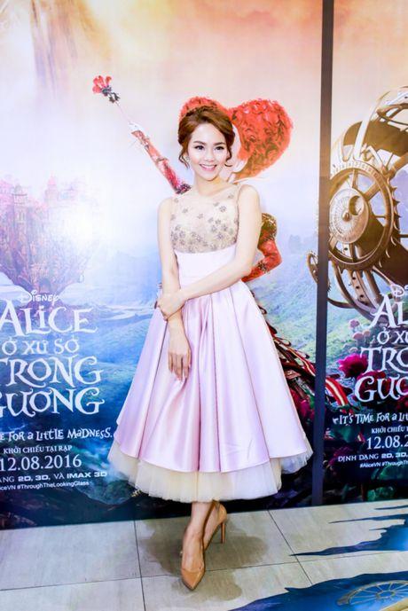 Ngam nhung nang 'cong chua' dep nhat trong showbiz Viet - Anh 8