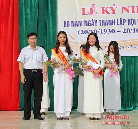 Tim ra 6 nu sinh xinh dep nhat Truong Huynh Thuc Khang - Anh 4