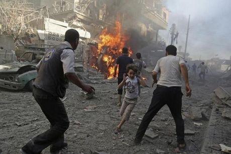 EU doi dua Syria va cac dong minh ra toa - Anh 1