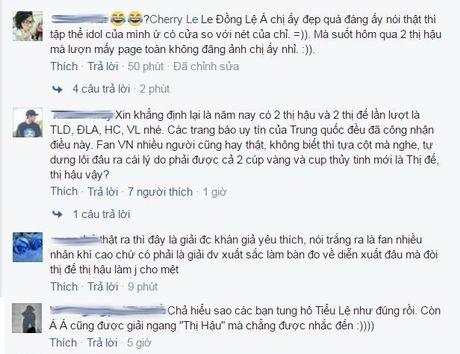 Trieu Le Dinh va nhung tranh cai quanh danh hieu Thi hau Kim Ung 2016 - Anh 5