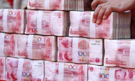 Trung Quoc: An tu hinh cho quan chuc co 30 trieu USD tien mat trong nha - Anh 1