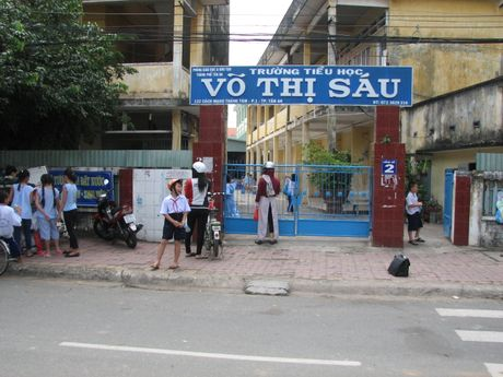 Kiem diem trach nhiem tap the, ca nhan BGH Truong tieu hoc Vo Thi Sau - Anh 1