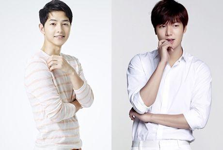 Ro tin Song Joong Ki va Lee Min Ho tham gia 'Train to Busan 2' - Anh 1