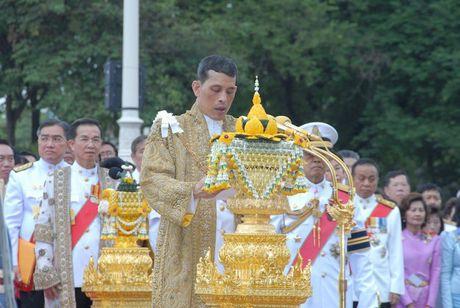 Thai Lan thoi hau Vua Bhumibol Adulyadej - Anh 1