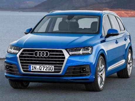 Sau A8, Audi lai trieu hoi Q7 o Viet Nam - Anh 1