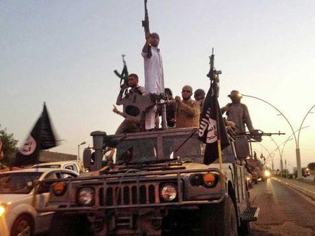 Quan doi Iraq rai truyen don chuan bi tan cong Mosul - Anh 1