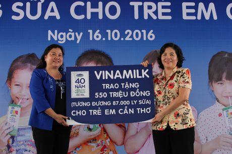 Quy sua Vuon cao Viet Nam den Can Tho - Anh 2