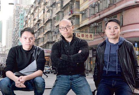 'Tam dai tac vuong': Cuoc hoi ngo cua ba tai tu Hong Kong - Anh 2