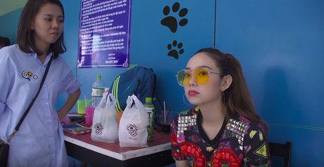 Minh Hang lan dau chia se hinh anh phong ngu rieng - Anh 5