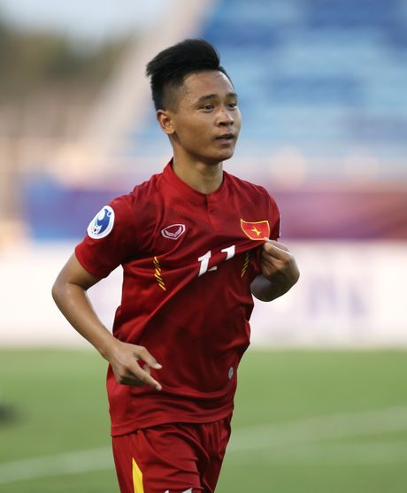 U19 Viet Nam tam dan dau bang sau tran hoa UAE - Anh 3
