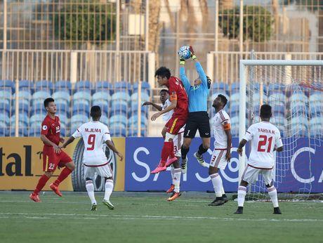 U19 Viet Nam tam dan dau bang sau tran hoa UAE - Anh 6
