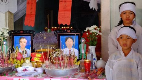 Quang Binh: Lu du di qua, tinh nguoi o lai - Anh 1