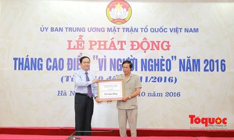 Hon 348 ty dong trong le phat dong Vi nguoi ngheo 2016 - Anh 5