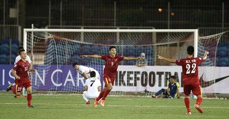 U19 Viet Nam 1-0 U19 UAE: Tu ket rong mo (hiep 2) - Anh 1