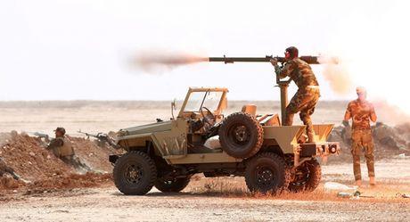 Iraq chinh thuc 'tu chien' voi IS tai Mosul - Anh 1