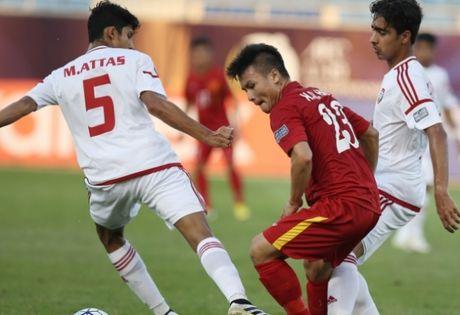 U19 Viet Nam danh roi vang, phai cho 'chuyen tau' lich su - Anh 1