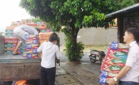 Quang Binh: Can ngay 5.000 tan gao cuu doi - Anh 2