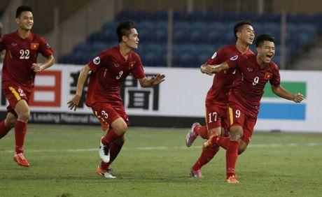 U19 Viet Nam va tam huyet cua HLV Hoang Anh Tuan - Anh 1