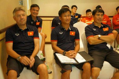 U19 Viet Nam gui loi 'gan ruot' ve que nha - Anh 5